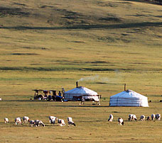 Mongolie 2009