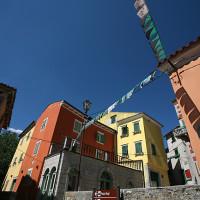 Les petits villages de l'Istrie, avec leur architecture d'inspiration italienne