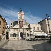 Zadar, la magie de son « orgue marine », et ses vestiges romains éparpillés dans toute la vieille ville