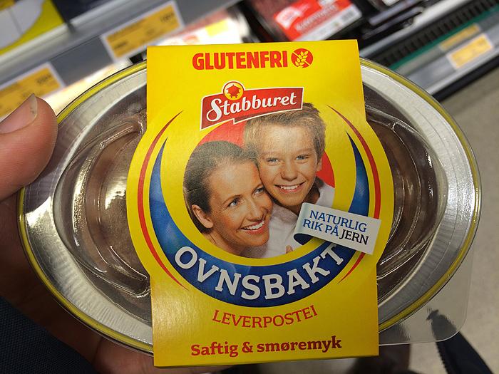 ou le pâté de la famille norvégieenne