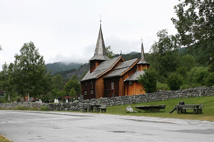 l'église de Hol