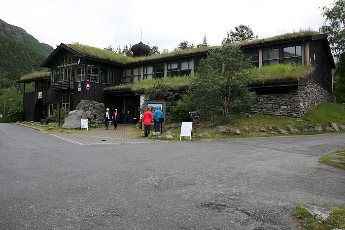 Le musée de la montagne norvégienne