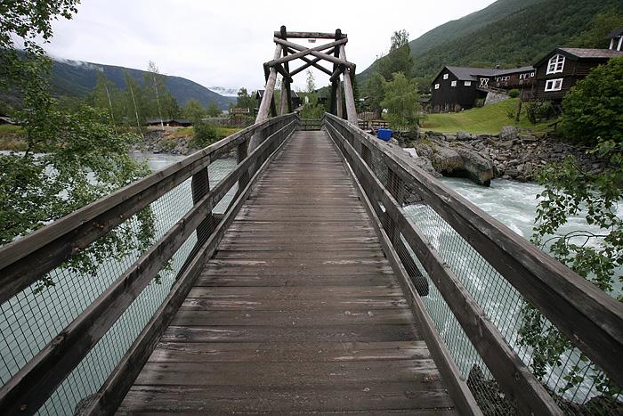 ça c'est le pont pour les piétons