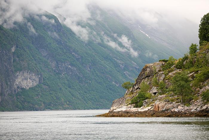 la fin du fjord