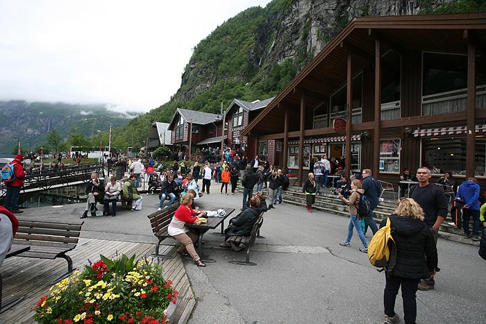 Le disneyland des fjords