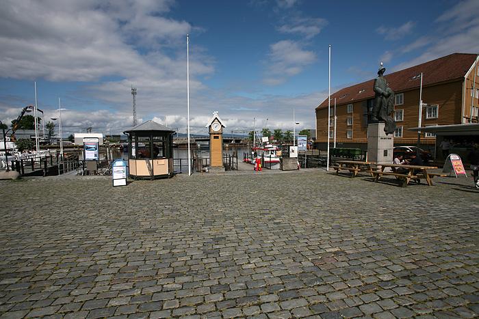 l'ancienne place du marché