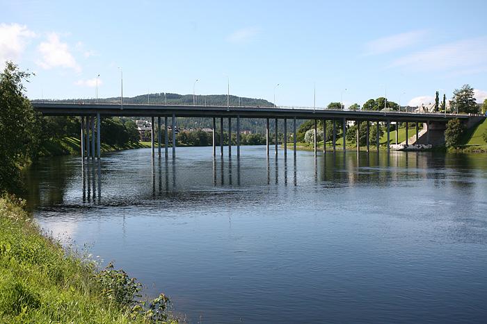 le pont des voitures