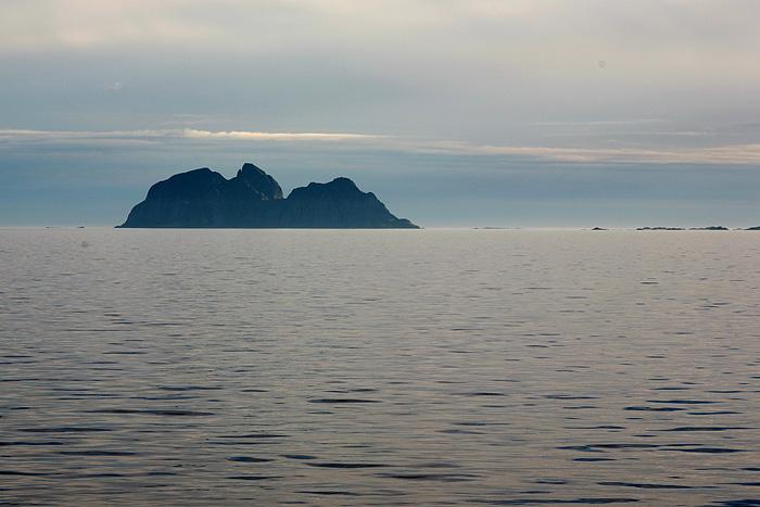 l'île de Vaeroy