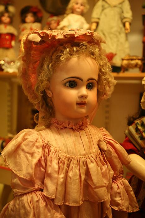 même si certaines poupées sont un peu flippantes