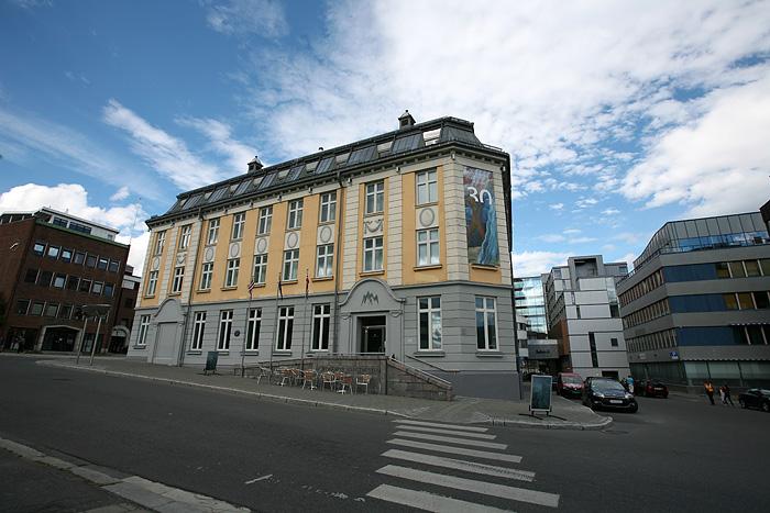 Un des musées de la ville