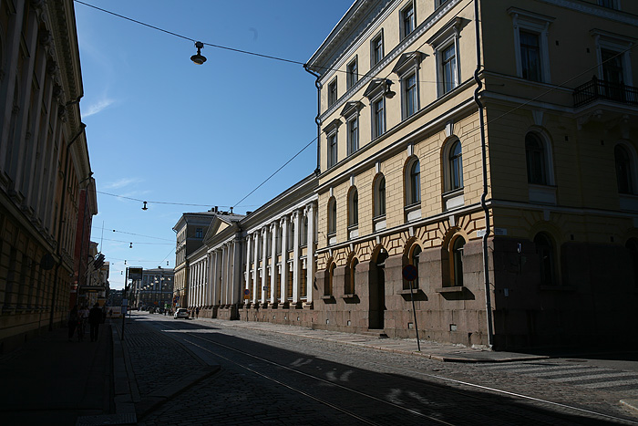 Cette rue a un petit air russe