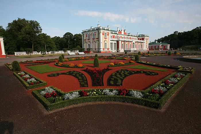 De superbes jardins à la française