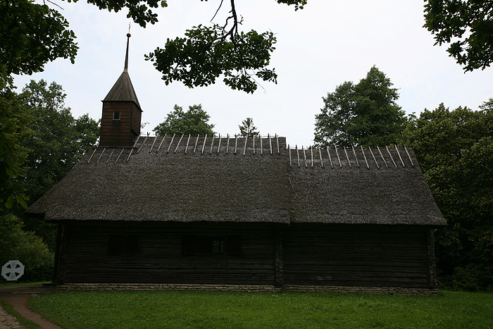 Une chapelle datant de 1999