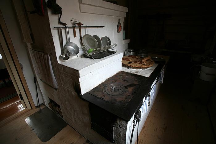 des cuisines d'époque