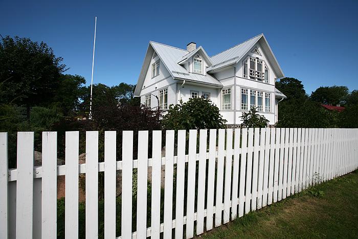 De très belles maisons