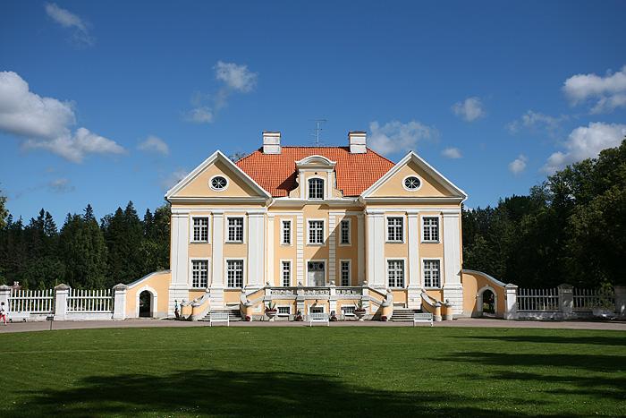 Le manoir date de 1720 et a été restauré en 1780