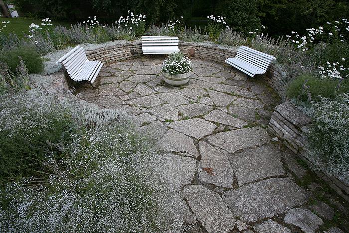 Et une petite terrasse sympathique