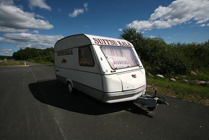 La fameuse caravane
