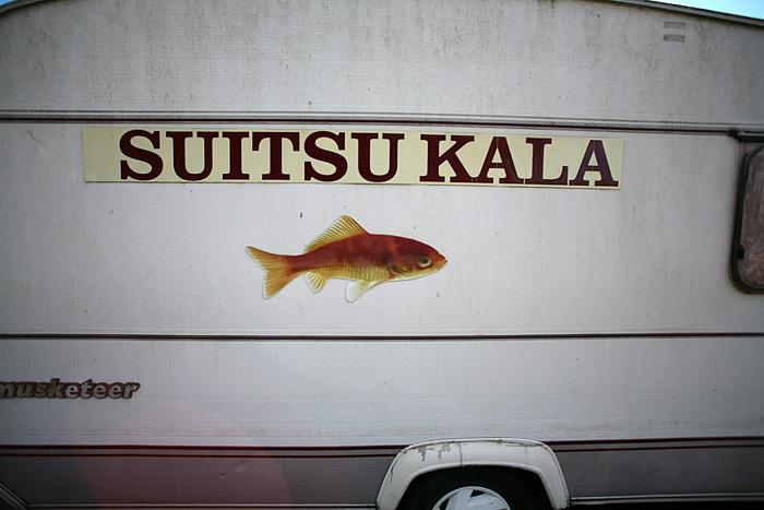 Suitsu kala ce serait donc poisson fumé