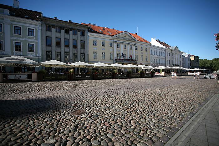 Les terrasses du centre