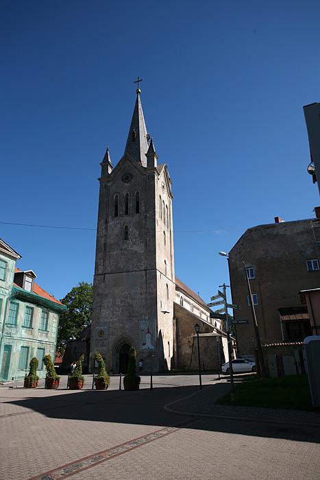 L'église Saint Jean