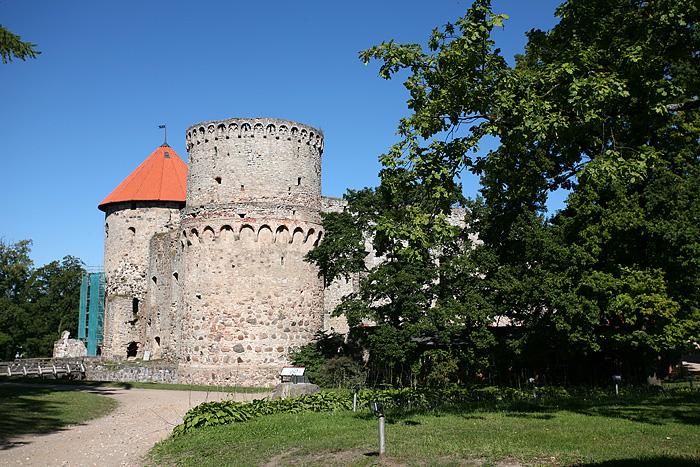 Autre point de vue sur le château
