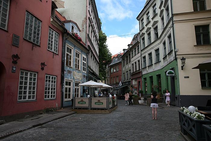 Cette rue aurait été utilisée comme décors pour plusieurs films.