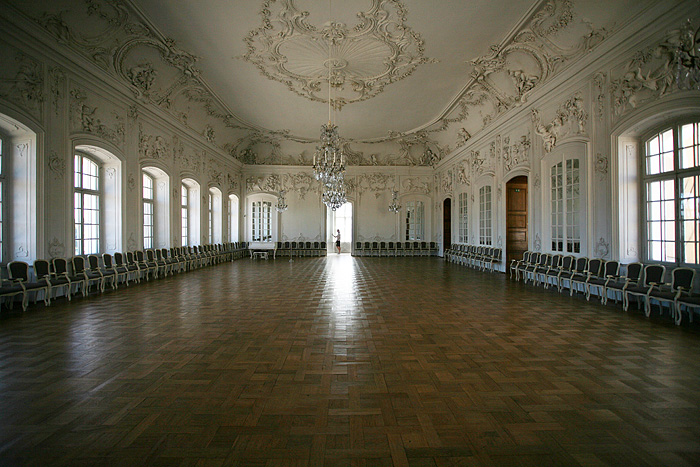 "La ""salle blanche"""