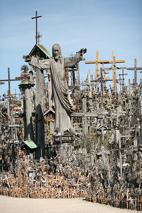 Des dizaines de milliers de croix