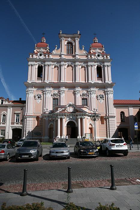Eglise Saint Casimir (eh oui !)