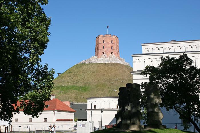 La tour de Gédymin