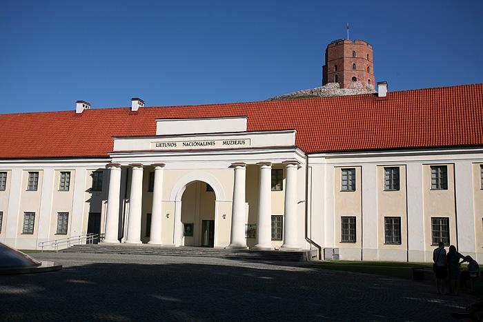 Et le musée national de la Lituanie