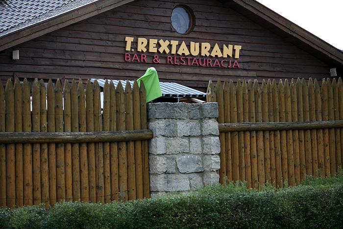 Le restaurant. Bravo pour le jeu de mot... (ils ont dû s'y mettre à plusieurs pour le trouver, j'en suis sûr!)