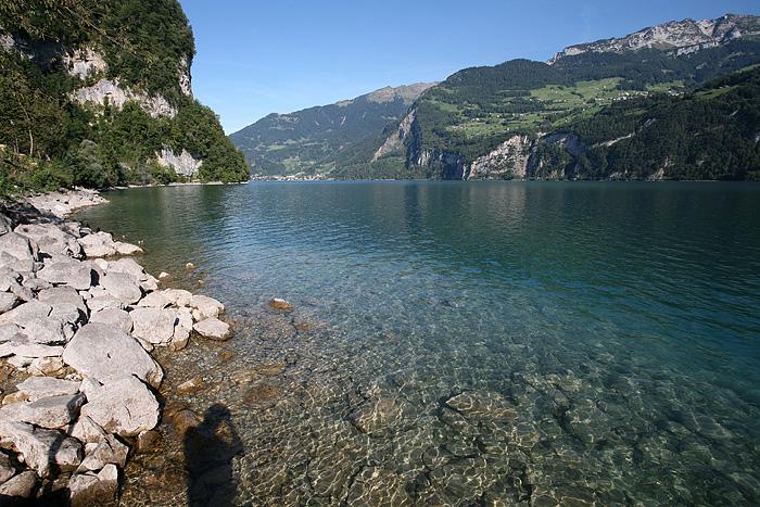 Des lacs aux eaux translucides