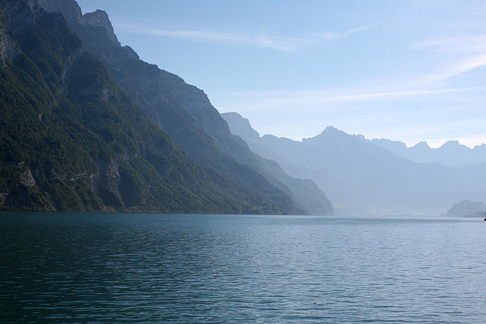 Franchement, avec un peu d'imagination on se croirait en Norvège ! Pas la peine de partir aussi loin !